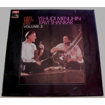 Shankar Ravi Yehudi Menuhin - West Meets East Volume 2