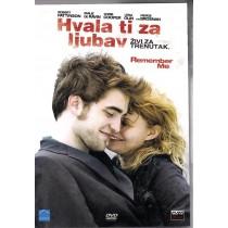Hvala Ti Za Ljubav - Robert Pattinson