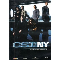Csi New York - Prva Sezona Epizode 1-8 - Gary Sinise