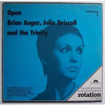 Auger Brian Julie Driscoll And The Trinity - Open - Rockn Pop 4