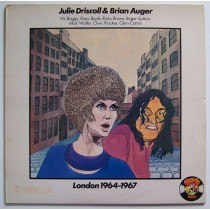 Driscoll Julie Brian Auger - London 1964-1967
