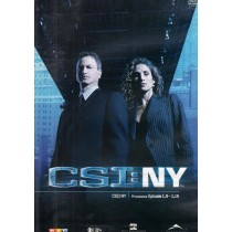 Csi New York - Prva Sezona Epizode 9-16 - Gary Sinise