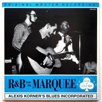 Alexis Korners Blues Incorporated - R B From The Marquee