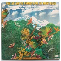 Various Artists - Atlantic Family Live At Montreaux Dellis/hmann/lvandross Etc
