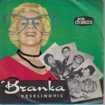 Veselinovic Branka - Imitacije Stranih Pevaca/dve Narodne Pesme U Obradi