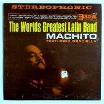 Machito Featuring Graciella - Worlds Greatest Latin Band