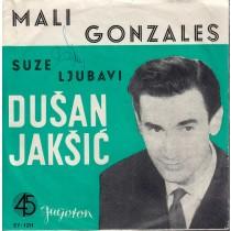 Jaksic Dusan - Mali Gonzales/suze Ljubavi