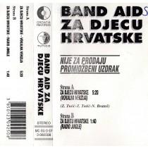 Band Aid Za Djecu Hrvatske - Za Djecu Hrvatske