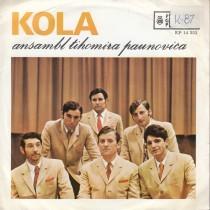 Ansambl Tihomira Paunovica - Kola - Rusaljaka Kolo/trosino Kolo/bukovsko Kolo/cetvorka Kolo