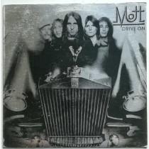 Mott The Hoople - Drive On