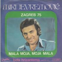 Jevremovic Miki - Mala Moja Moja Mala/bela Hrizantema