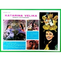 Katarina Velika - 2 Inserts