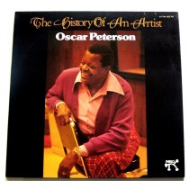 Peterson Oscar - History Of An Artist
