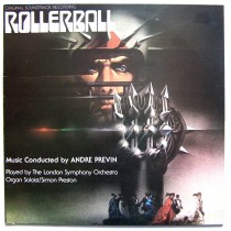 London Symphony Orchestra Conducted By Andre Previn - Rollerball - Original Soundtrack Recording