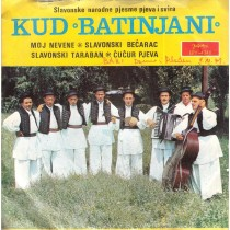 Kud Batinjani - Moj Nevene/slavonski Becarac/slavonski Taraban/cucur Pjeva