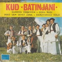 Kud Batinjani - Kumova Zdravica/zora Rudi/imao Sam Devet Zena/daruvarsko Kolo