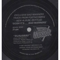 Bad Manners - Runaway