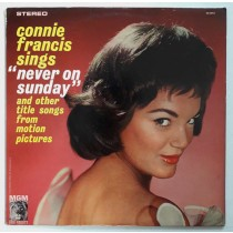 Francis Connie - Sings never On Sunday And Other Title Songs From Motion Pictures