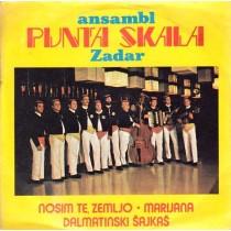 Ansambl Punta Skala Zadar - Nosim Te Zemljo/marijana/dalmatinski Sajkas