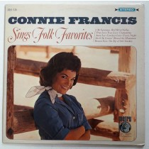 Francis Connie - Sings Folk Favorites