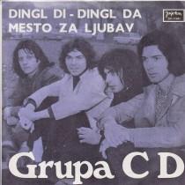 Grupa Cd - Dingl Di-Dingl Da/mjesto Za Ljubav