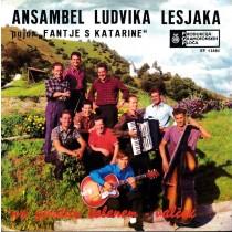 Ansambel Ludvika Lesjaka - Pri Gozdicu Zelenem/vsi Veseli/pozdrav S Katarine/veseli Krmljcani