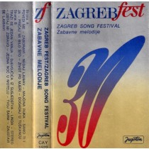Various Artists - Zagreb 1983 - Zagreb Song Festival - Zabavne Melodije