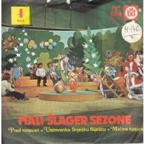 Various Artists - Mali Slager Sezone 4 - Pred Raspust/uspavanka Snjesku Bijelicu/micina Kasica/ceta Suncokreta/kozja Cuprija/zbor Samoglasnika