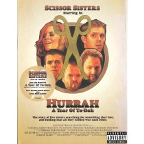 Hurrah - A Year Of Ta-Dah - Dvd + Cd - Scissor Sisters