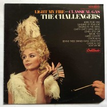 Challengers - Light My Fire With Classical Gas