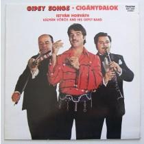 Horvath Istvan Kalman Voros And His Gipsy Band - Gipsy Songs - Ciganydalok
