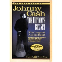 Cash Johnny - Ultimate Box Set - The Very Best Of Johnny Cash - 2Cd In Wooden Box Set Incl 300 Page Hardcover Autobiography