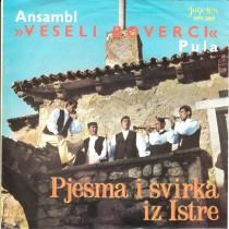 Ansambl veseli Roverci Pula - Pjesma I Svirka Iz Istre