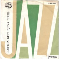 Kitt Eartha - Pjeva Blues - St Louis Blues/hesitating Blues/long Gone/the Memphis Blues