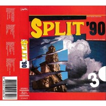 Various Artists - Split 1990 - Dupla Kazeta