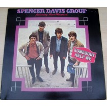 Spencer Davis Group Featuring Steve Winwood - Somebody Help Me