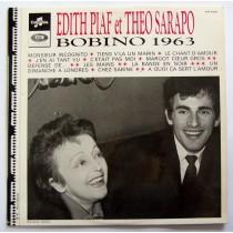 Piaf Edith Theo Sarapo - Bobino 1963