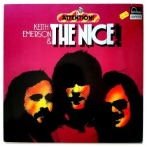 Emerson Keith The Nice - Attention