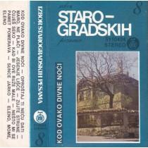 Various Artists - Izbor Starogradskih Pesama 8 -Kod Ovako Divne Noći