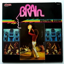 Various Artists - Brain Festival Essen Gate Novalis Jane Message Guru Guru Etc