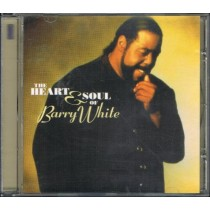 White Barry - Heart Soul Of Barry White