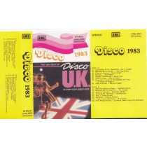 Various Artists - Very Best Of Disco Uk 1983 16 Non Stop Disco Hits