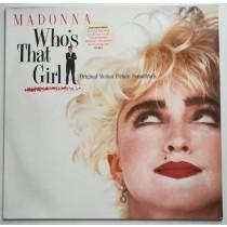 Madonna Scritti Politti Club Nouveau - Whos That Girl - Original Motion Picture Soundtrack