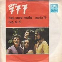 Grupa 777 - Hej Curo Mala/tko Si Ti
