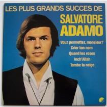 Adamo - Les Plus Grands Succes De Salvatore Adamo