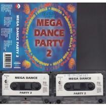 Various Artists - Mega Dance Party 2 - Dupla Kazeta