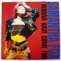 Fox Samantha - I Wanna Have Some Fun