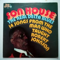 Son House - The Real Delta Blues - 14 Songs From The Man Who Taught Robert Johnson