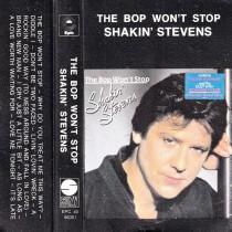 Stevens Shakin - Bop Wont Stop