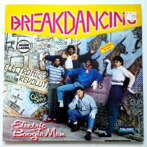 Electric Boogiemen - Breakdancing/baby Can You Dance All Night